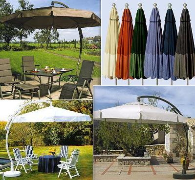 freizeitmarkt oehlmann sonnenschirme und pavillons. Black Bedroom Furniture Sets. Home Design Ideas